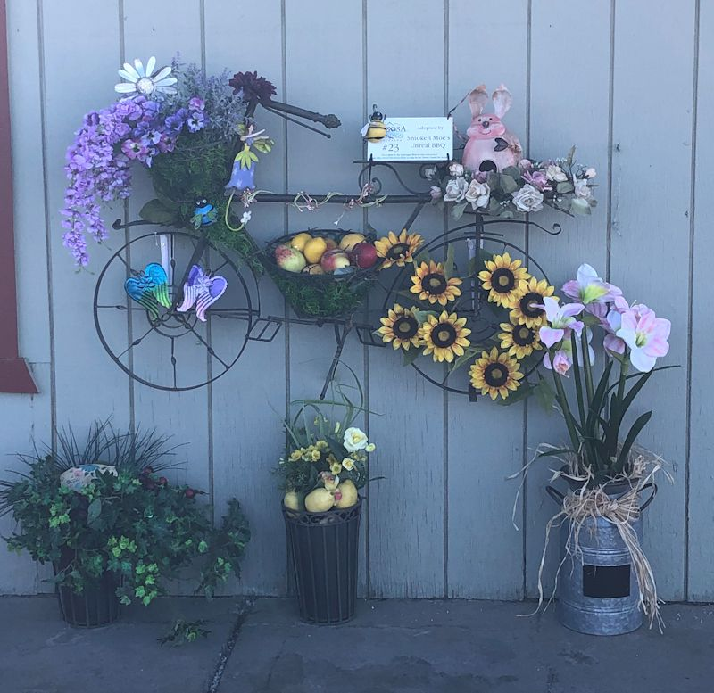 Smoken Moe's Unreal BBQ - Barbecue Flowers
