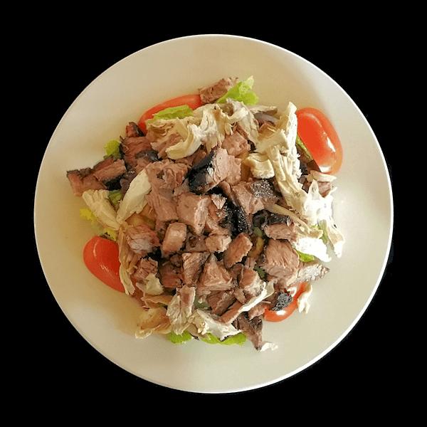 Smoken Moe's Brisket Salad