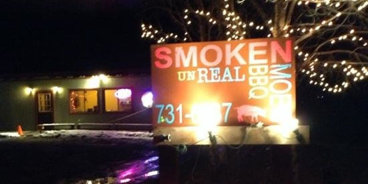 Smoken Moe's Unreal BBQ - About