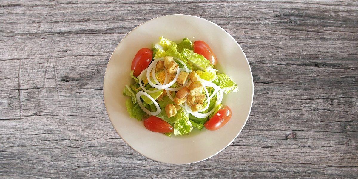 Smoken Moe's Unreal BBQ Menu - House Salad