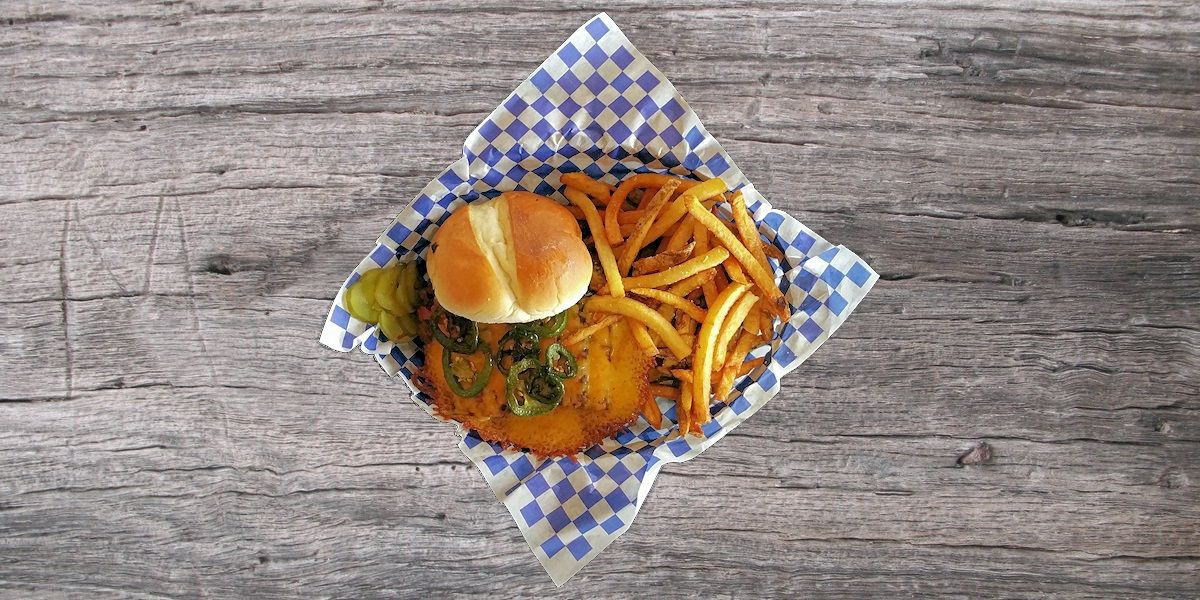 Smoken Moe's Unreal BBQ Menu - Jalapeño Cheddar Brisket